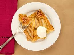 thanksgiving tart recipes cooking channel thanksgiving dessert