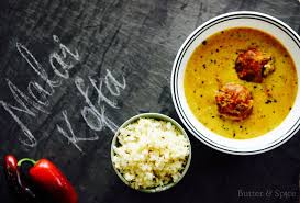 a low carb keto friendly version of indian malai kofta curry
