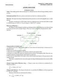 atomic structure ipe electron configuration atomic orbital
