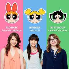 the powerpuff girls are back but not the original voice actresses