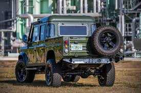 custom land rover defender land rover defender the huntress by ecd hiconsumption
