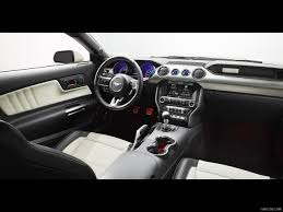 mustang 50 year limited edition 2015 ford mustang gt 50 year limited edition interior hd