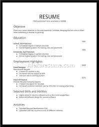 resume exles simple here are simple resume exles goodfellowafb us