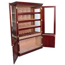 cigar humidor display cabinet saint regis 4000 cigar humidor cabinet commercial display unit