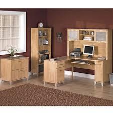 bush somerset lateral file cabinet somerset l desk set desks filing and group