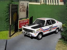 opel kadett 1975 rally tour de corse hobbydb