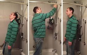 Shower Faucet Height Installation Ceiling Mounted Shower Head Height Best Home Decor Inspirations