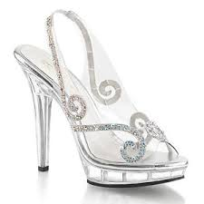 princess wedding shoes clear cinderella glass slippers disney princess wedding shoes