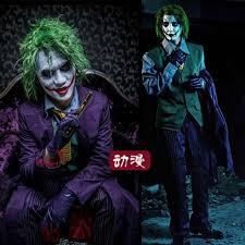 Heath Ledger Joker Halloween Costume Buy Wholesale Joker China Joker