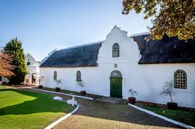 Dutch Colonial Architecture Exploring The South Africa Wine Region Travel Addicts