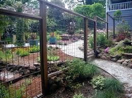 Fence Ideas For Garden Vegetable Garden Fence Designs Nightcore Club