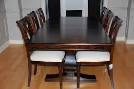 Good Solid Wood Dining Room Tables  For Small Home Decor - Solid dining room tables