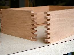 Chinese Wood Joints Pdf by Oak Jewelry Box Featuring Box Joint Construction 9 Steps With