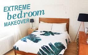 extreme bedroom makeover the sorry girls youtube loversiq