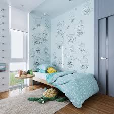 Different Home Design Themes by Two Different Springtime Themes In Two Small Apartments