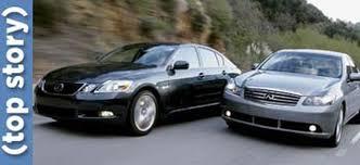 2006 lexus ls430 review 2006 lexus gs430 reviews and rating motor trend