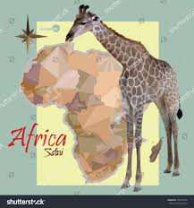 Africa Map With Countries by 100 Africa Maps With Countries Geo Map Africa Vector Map