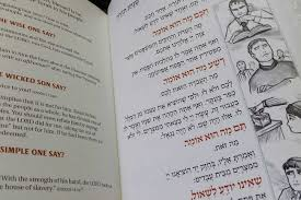 simple haggadah the four sons wise simple and secular 1221 blogs 1221