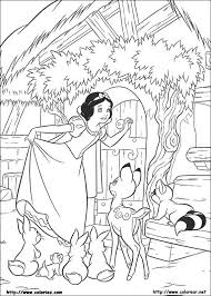 199 best disney snow white images on pinterest colouring