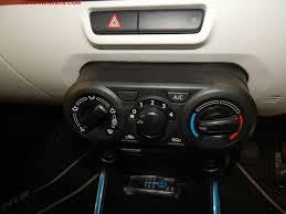 Suzuki Ignis Interior Maruti Suzuki Ignis Interiors 6