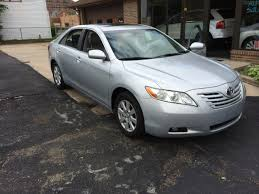 2007 toyota camry xle 2007 toyota camry xle v6 4dr sedan in rockford il genrich auto sales