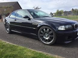 bmw m3 e46 manual coupe 19inch alloy wheels in colinton