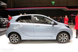 small car 2017 kia picanto is the cutest small car in geneva autoevolution