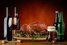 thanksgiving and wine pairing guide thrillist