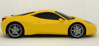 replica 458 italia 1 8 scale replica of 458 italia costs 5 000 top speed