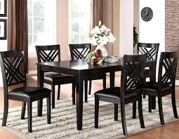 shaker espresso 6 piece dining table set with bench simple living shaker espresso 6 piece dining table set with bench