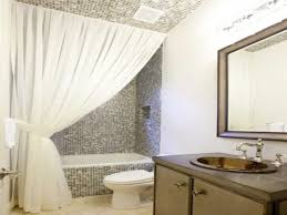 ideas for bathroom curtains no curtain window treatments modern bathroom window treatments
