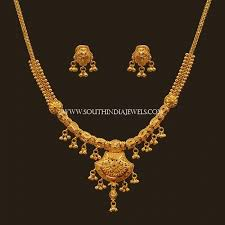 necklace set images images Latest gold necklace set designs with price gold as tradition jpg