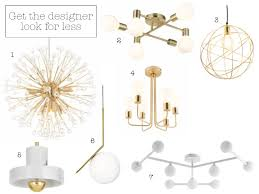 Brass Pendant Lights Lighten Up With These Stunning Statement Pendant Lights Yes Please