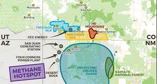 Durango Colorado Map by Energy San Juan Citizens Alliance