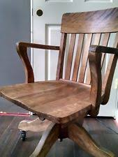 antique captains chair ebay