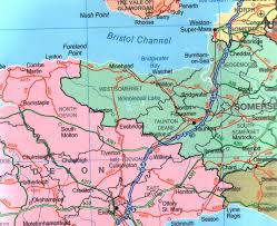 First Class Mail Time Map Great Britain Wall Maps Buy Online
