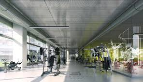 Fitness Gym Design Ideas Images For U003e Modern Luxury Gym Design Arizona House Pinterest