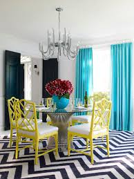 serve it bright 15 ways to add color to your contemporary dining