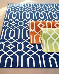 Geometric Outdoor Rug Geometric Twist Indoor Outdoor Rug 2 3 X 4 6 Indoor Outdoor