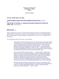Authorization Letter Meralco Application Torts Cases Human Dignity All Liquidated Damages Damages