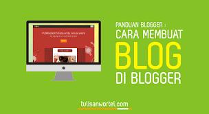cara membuat blog tulisan tulisan wortel bukan wortel biasa