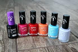 rimmel super gel nail polish a daisy chain dream