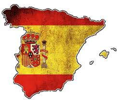 map of spain maps of spain