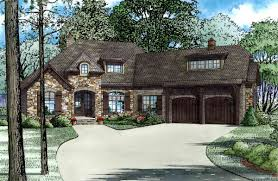 European Home by European Home With Open Floor Plan 60624nd Architectural