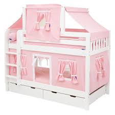 girls dollhouse bed bedroom perfect space saving with maxtrix beds u2014 rebecca albright com