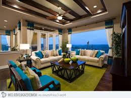 Turquoise Living Room Decor Home Design 87 Outstanding Lake House Decor Ideass