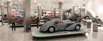 petersen museum reveals new interior design and floor plan