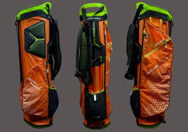 play light with sun mountain u0027s u201ctwo 5 u201d golf bag and u201creflex u201d push