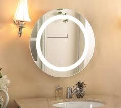 Circle Bathroom Mirror 145 Best Illuminated Backlit Led Round Bathroom Mirror Led Vanity