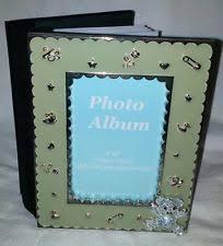 4x6 baby photo albums baby metal photo albums boxes ebay